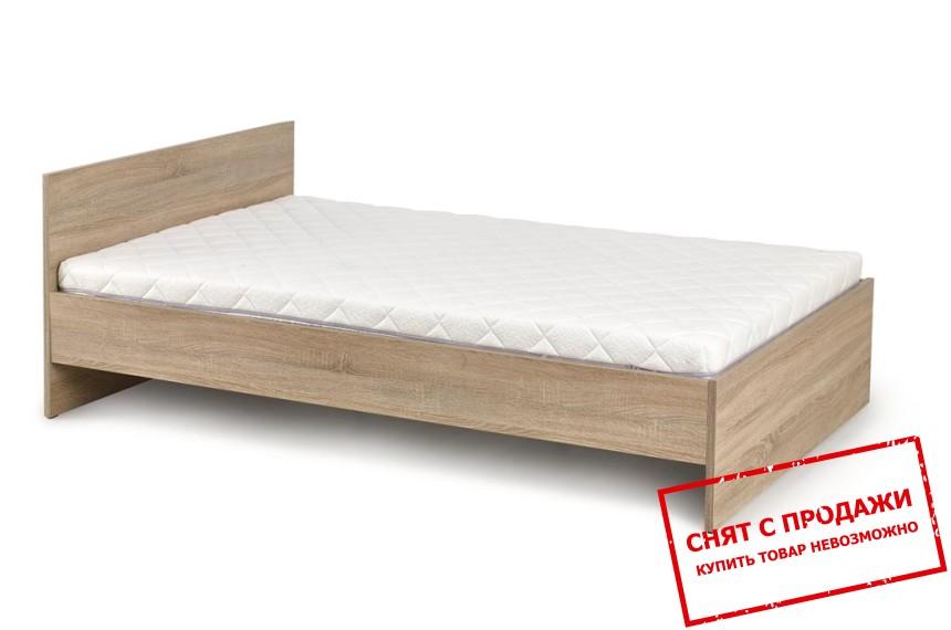 Кровать Halmar LIMA LOZ-90х200  белая