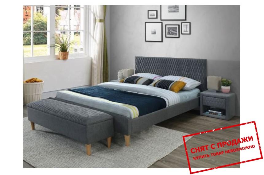 Кровать двуспальная Signal  Azurro 160х200