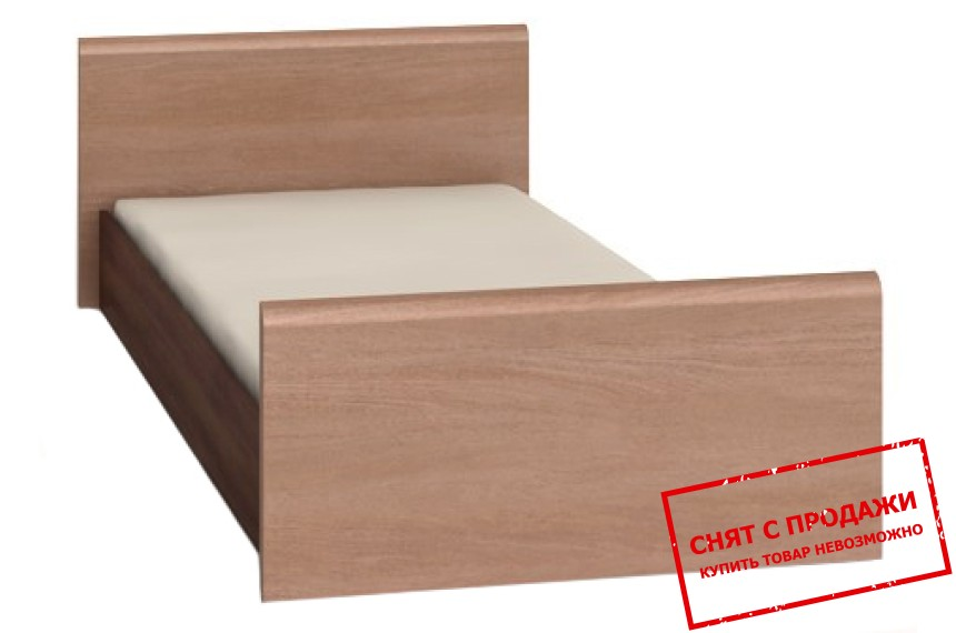 Кровать (каркас) Инди LOZ90 БРВ