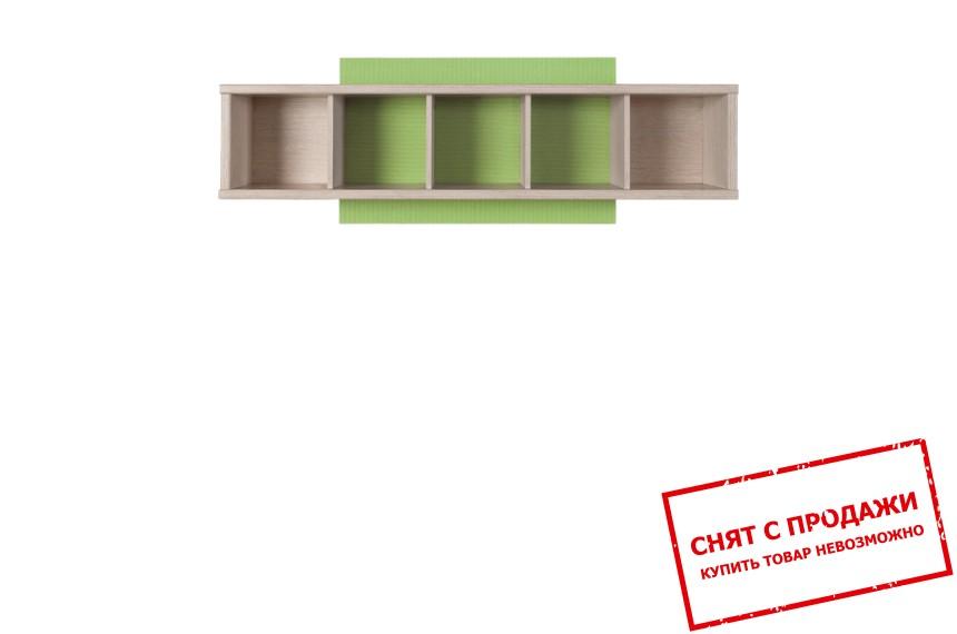 Полка Нумлок зеленый SFW120 БРВ