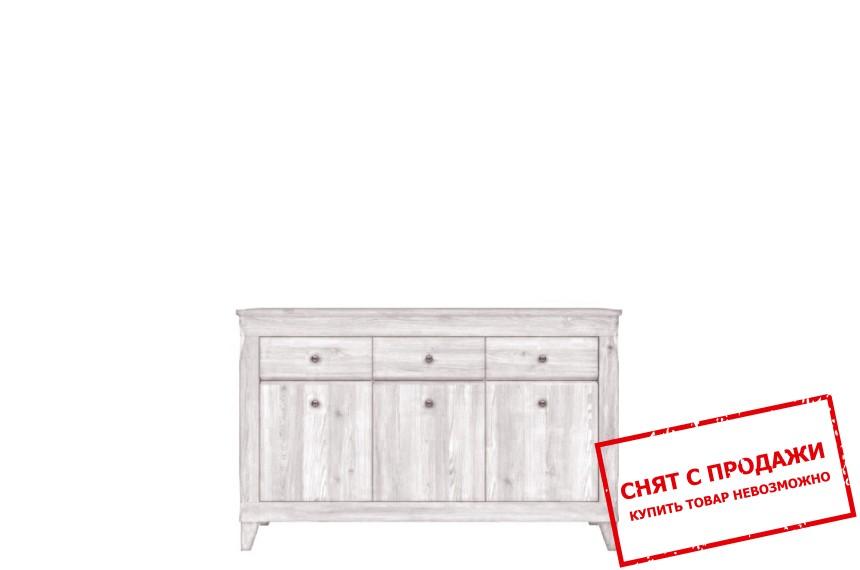 Комод Граф Аляска KOM3D3S Гербор