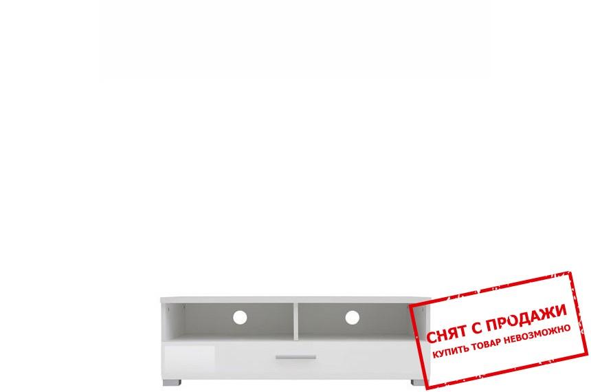 Тумба для ТВ Хеппи Белый глянец RTV1S/3/10 II БРВ