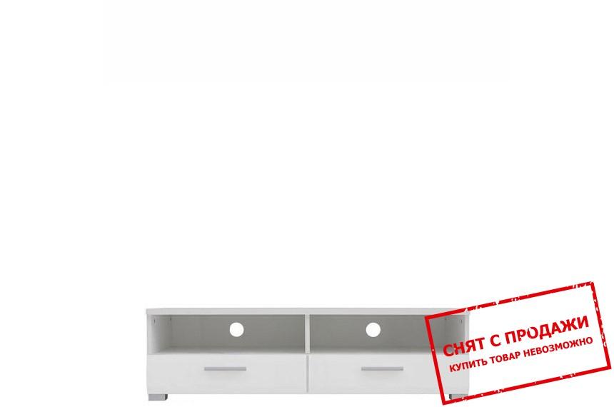 Тумба для ТВ Хеппи Белый глянец RTV2S/3/12 БРВ