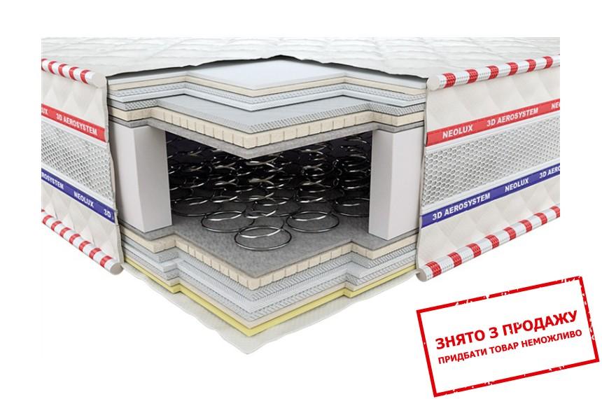 Матрац ортопедичний Лагуна 180 3D Гербор