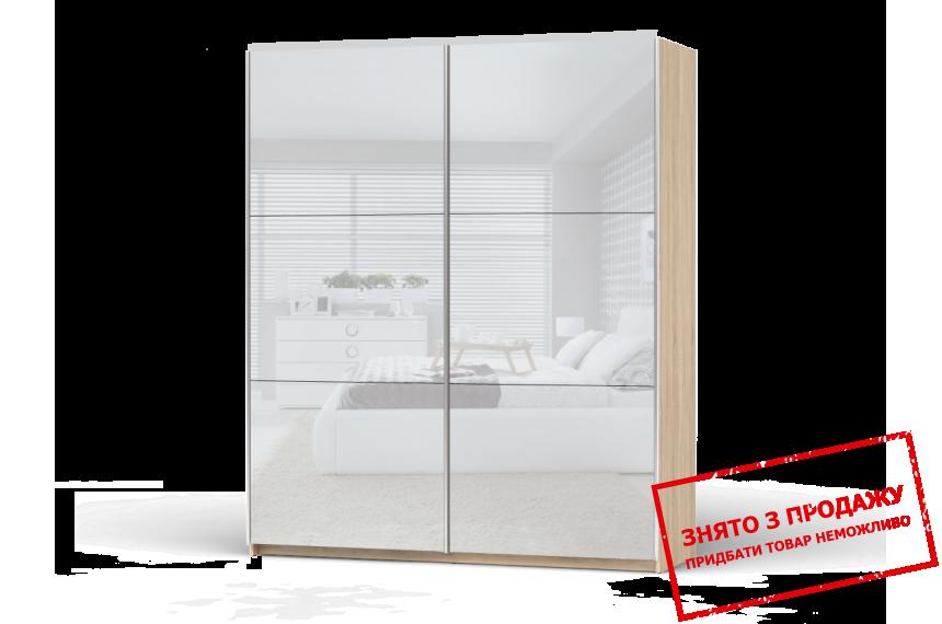 Шафа-купе Колін Дуб Сонома 180/6Z Гербор