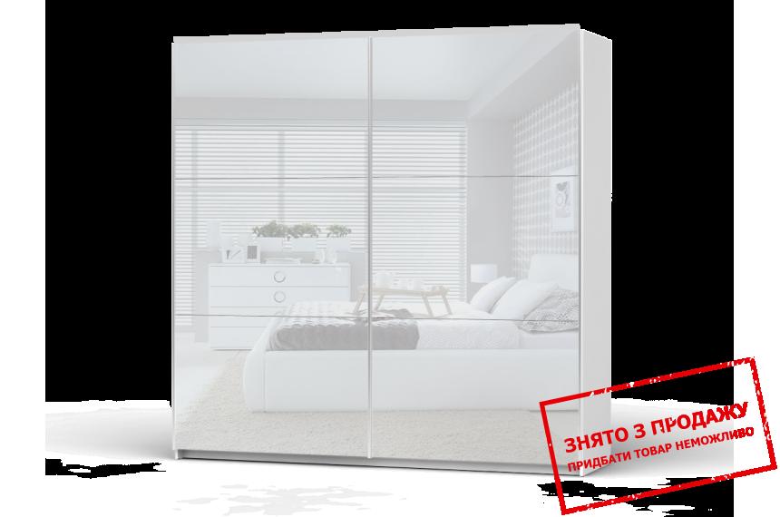 Шафа-купе Колін Білий 200/6Z Гербор