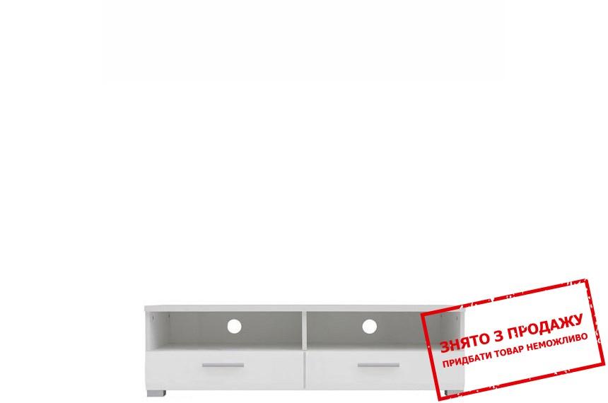 Тумба для ТВ Хеппі Білий глянець RTV2S/3/12 БРВ
