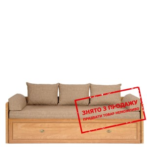 Ліжко-диван розсувний (Без матраца і подушок) Севілла 80/160/202 БРВ