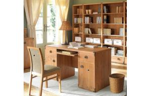 Меблі для домашнього кабінету: облаштовуємо кімнату або просто робоче місце