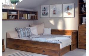 Детская кровать – основная мебель для детской комнаты