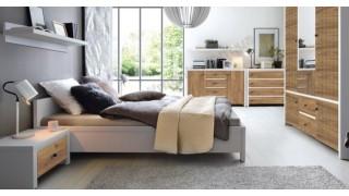 Модульная мебель для спальни Black Red White от производителя – гармонично и удобно