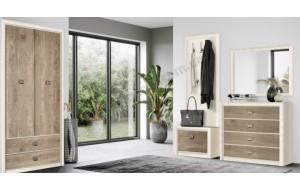Мебель для прихожей: создаем бескомпромиссный уют