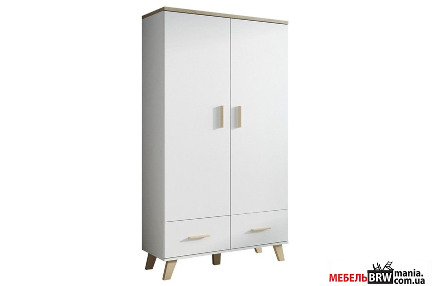 Шкаф Cama  Lotta 120 2D2S