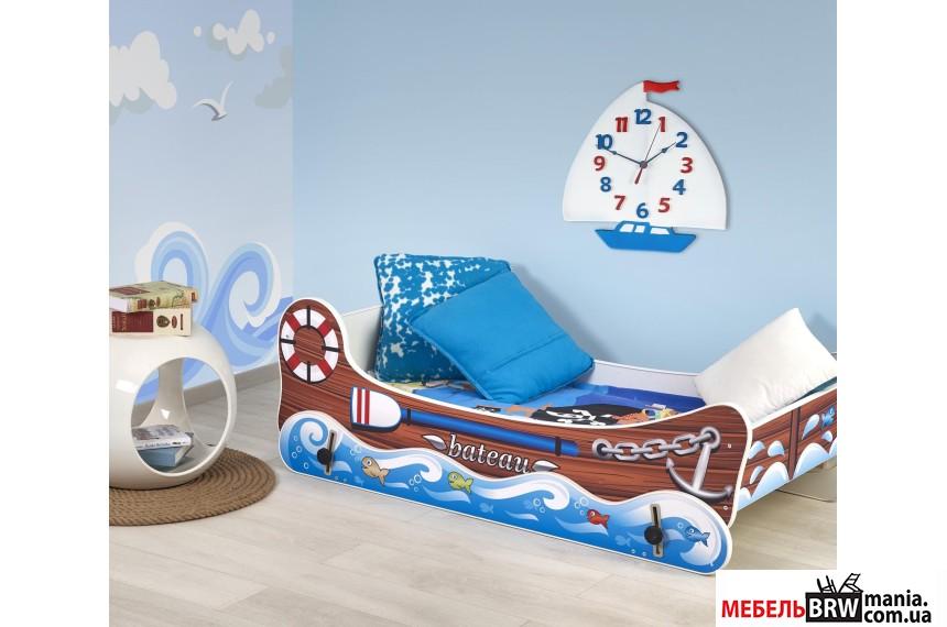 Кровать детская Halmar BOAT