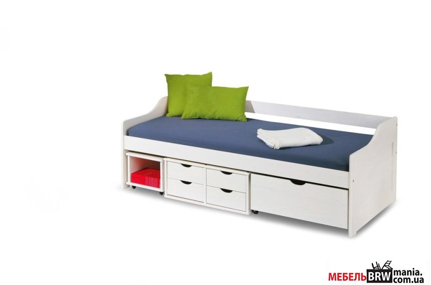 Кровать детская Halmar FLORO 2