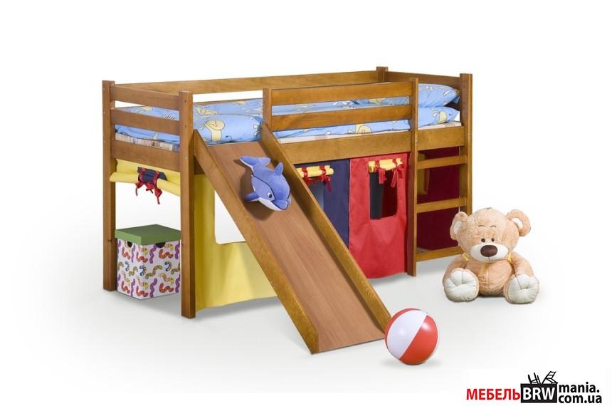 Кровать двухъярусная Halmar NEO PLUS