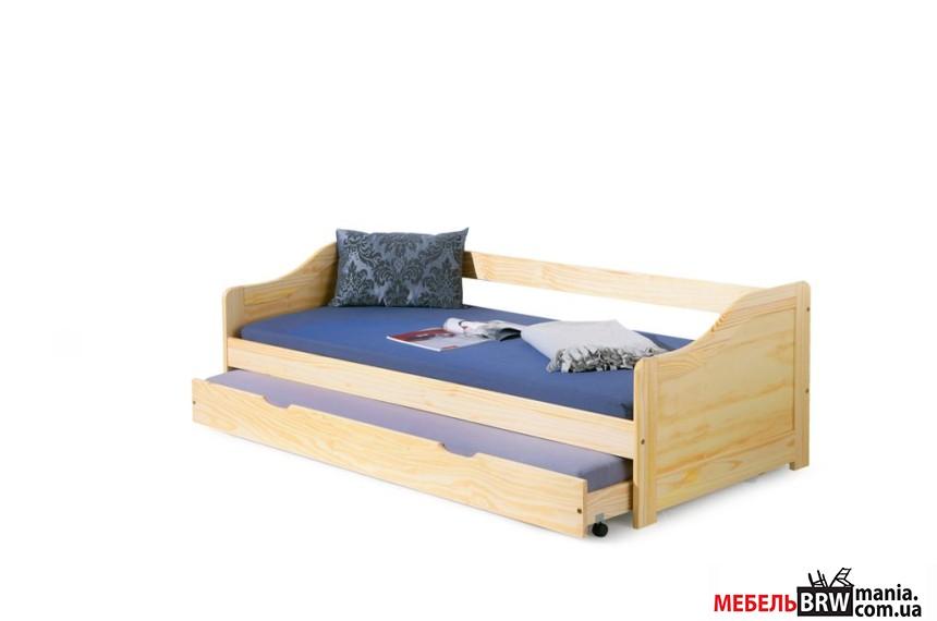 Кровать детская Halmar LAURA