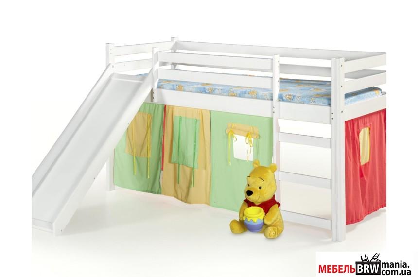 Ліжко дитяче Halmar NEO PLUS біла