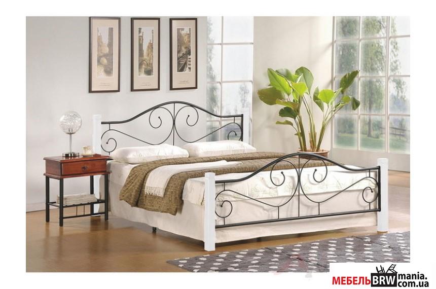 Кровать Halmar VIOLETTA 160х200 белый