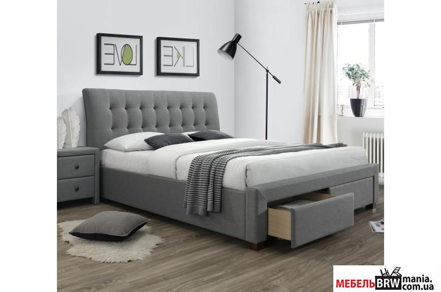 Кровать Halmar PERCY 160х200