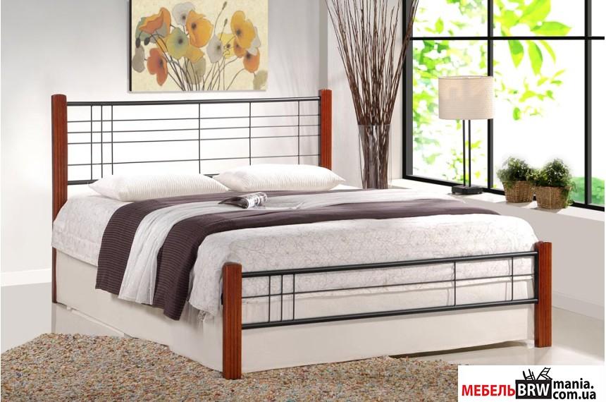 Ліжко Halmar VIERA 160х200