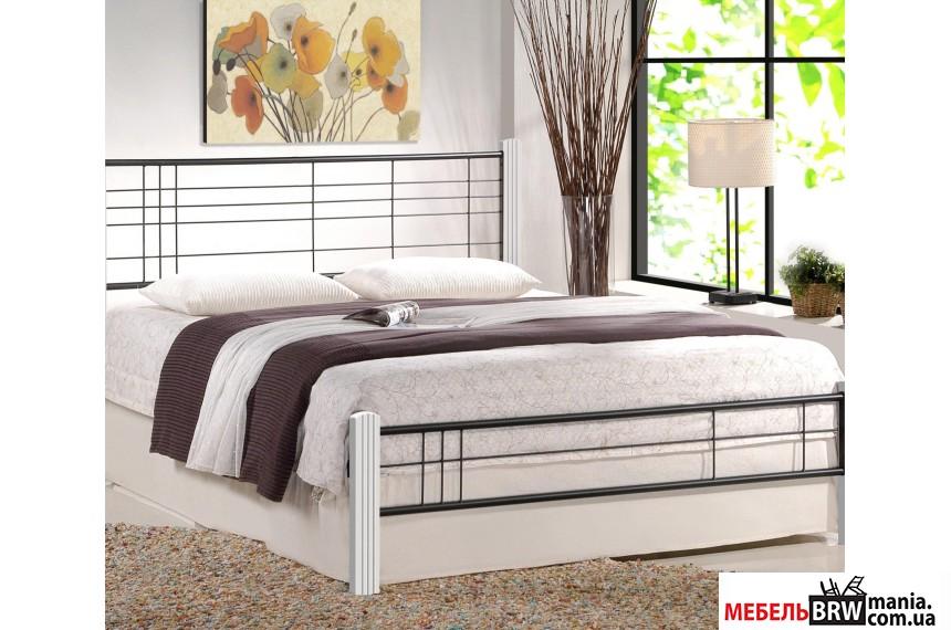 Кровать Halmar VIERA 160 белая