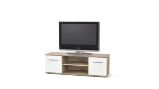 Как выбрать тумбу под телевизор: стиль, конструкция, материал