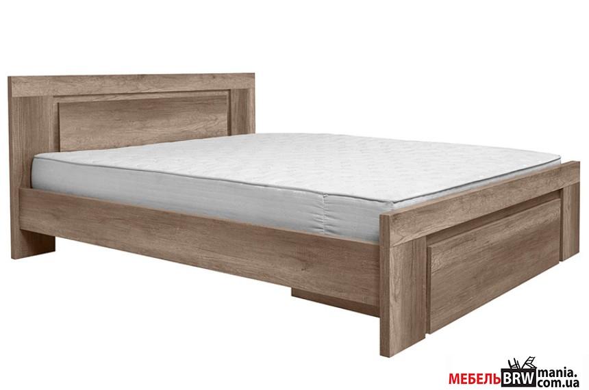 Ліжко двоспальне Anticca LOZ160 BRW