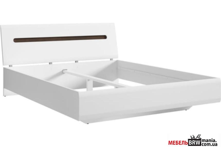 Кровать двухспальная Azteca Trio LOZ160 BRW