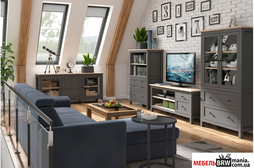 Польські меблі Bocage BRW