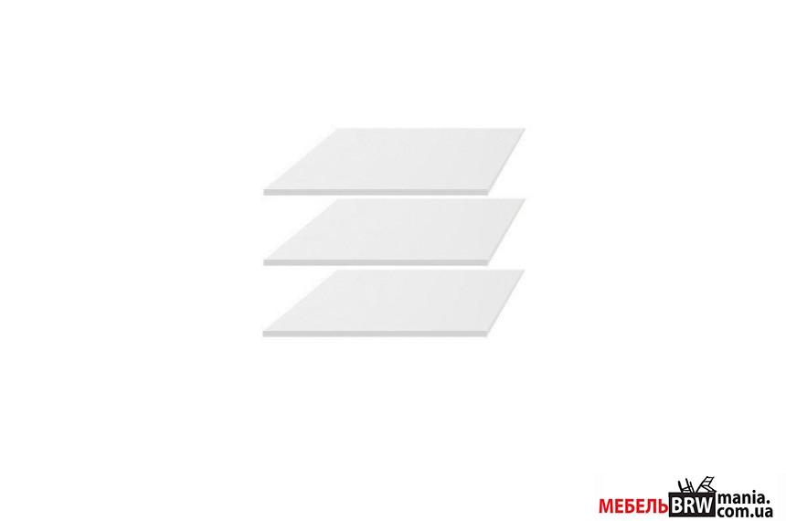 Опція полиці (3 шт.) до шафи Erla SZF2D1S BRW