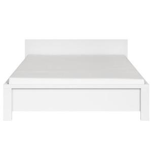 Кровать двухспальная BRW Karet LOZ/140 фасад белый