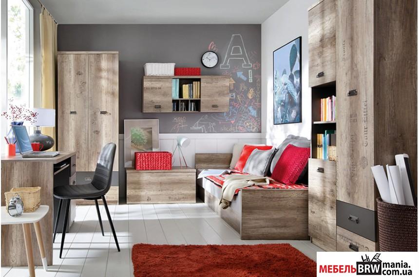 Польські меблі Malcolm BRW