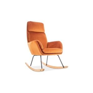 Кресло-качалка Signal Hoover Velvet