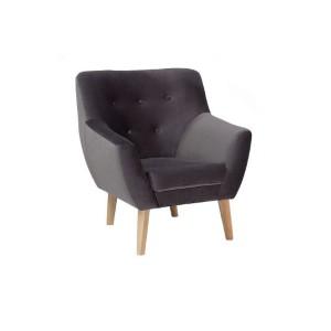 Кресло Signal Nordic 1 velvet