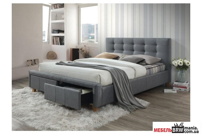 Ліжко двоспальне Signal Ascot 160х200