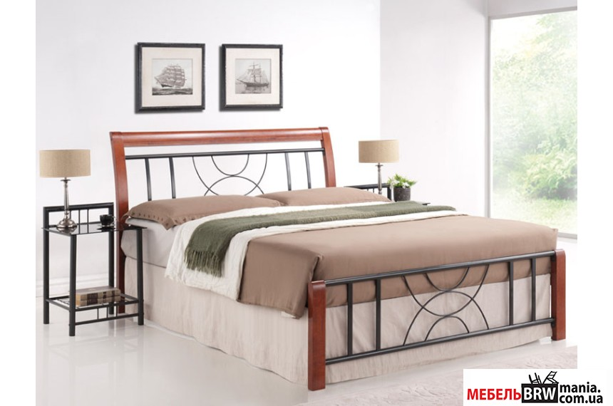 Ліжко двоспальне Signal Cortina 160х200