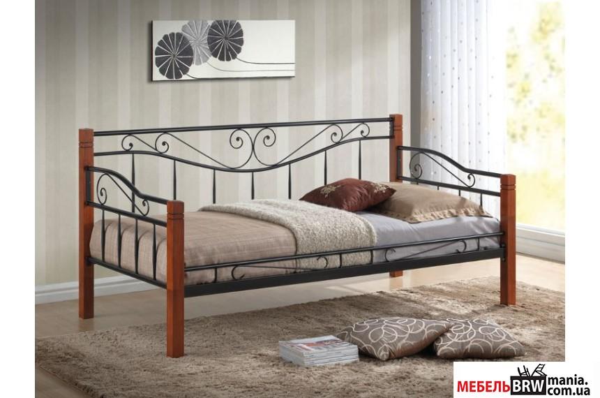 Кровать односпальная Signal Kenia 90х200