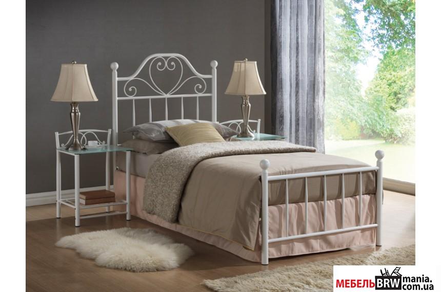Кровать односпальная Signal Lima 90х200