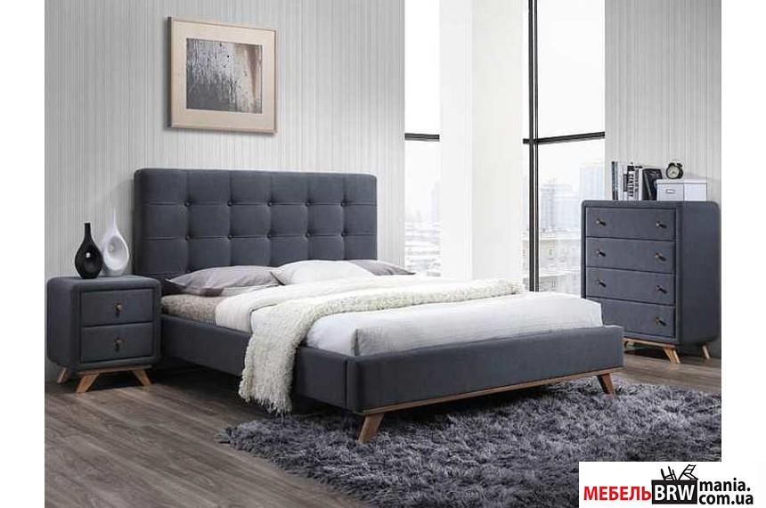 Кровать двуспальная Signal Melissa 160х200