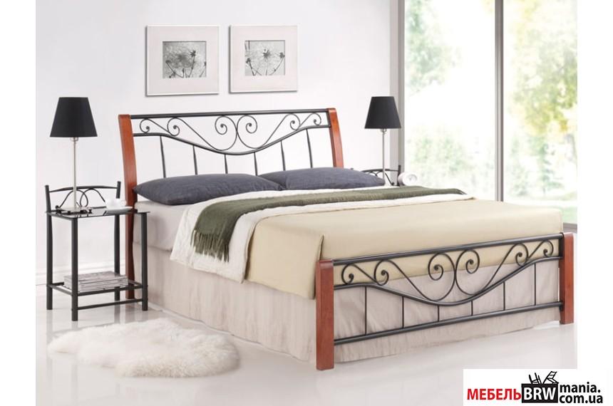 Кровать двуспальная Signal Parma 160х200