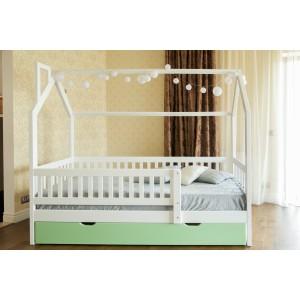 Ліжко будиночок дитяче Venger Віккі New + з ящиком