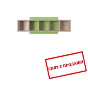BRW (БРВ) Полка Нумлок Numlock зеленый SFW/120