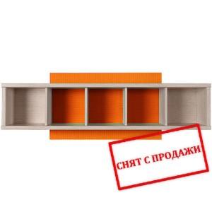 BRW (БРВ) Полка Нумлок Numlock Оранжевый SFW/120