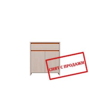 BRW (БРВ) Комод Нумлок Numlock оранжевый KOM2D1S
