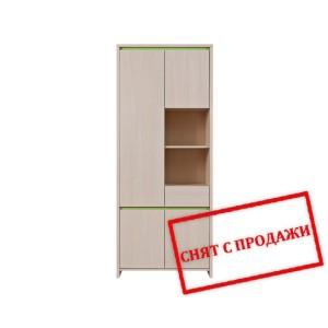 BRW (БРВ) Пенал Нумлок Numlock зеленый REG4D1S