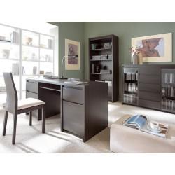 Модульні офісні меблі Каспіан Дуб венге Меблі БРВ