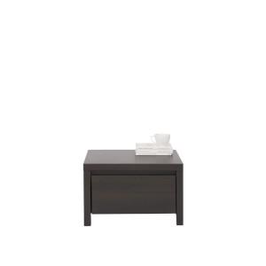 BRW (БРВ) Тумба прикроватная Каспиан Kaspian Венге KOM 1S