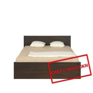 BRW (БРВ) Кровать(каркас) Дорс Doors HLOZ_160