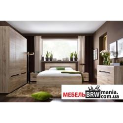 Модульная спальня Эльпасо Elpasso